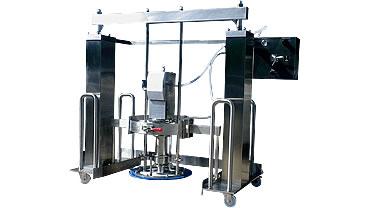 High viscosity drum pump